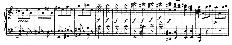 """Schubert, """"Piano Sonata in A minor"""""""