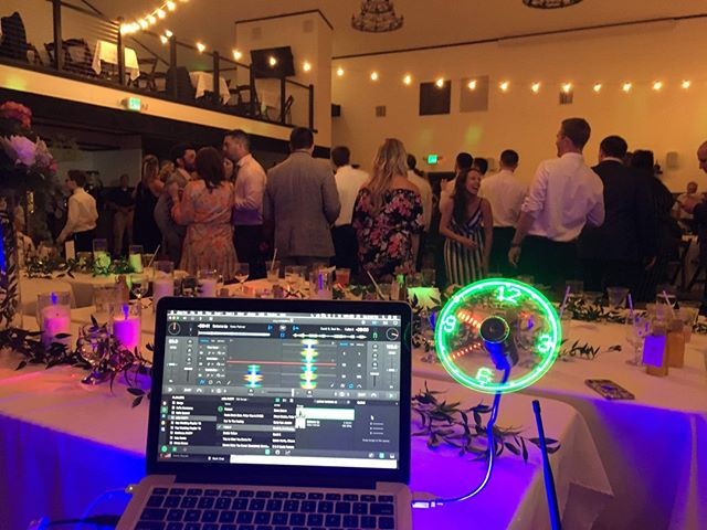 What time is it? #dj #indianapolis #wedding buff.ly/2G9tMQW