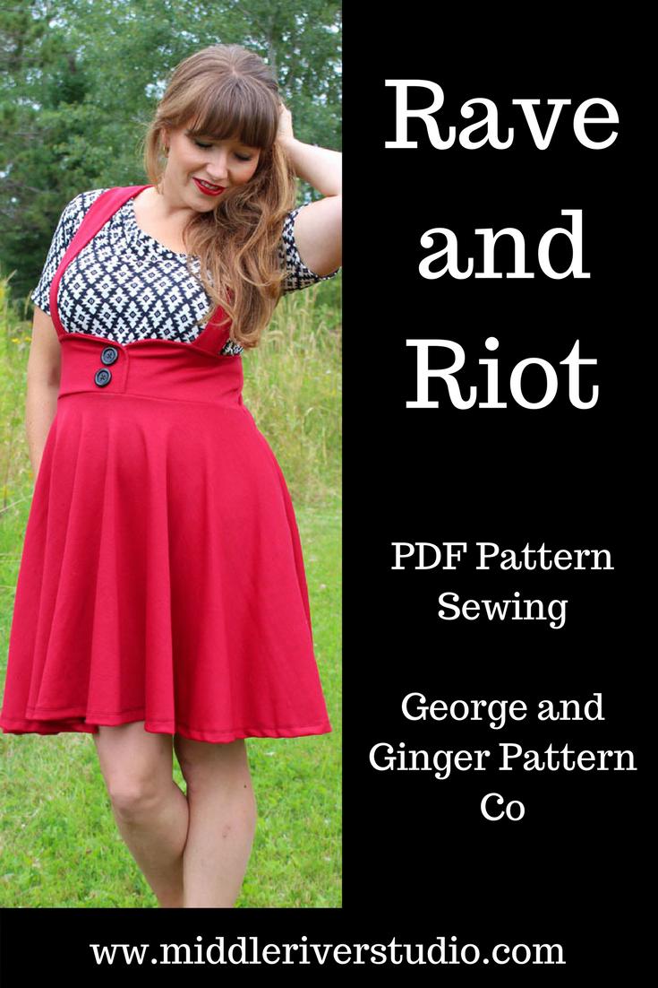 GeorgeandGingerRave and Riot Set.png