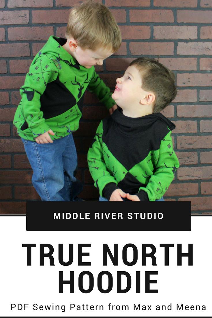 PDF Sewing Pattern Boys Hoodie True North Hoodie Max and Meena.png