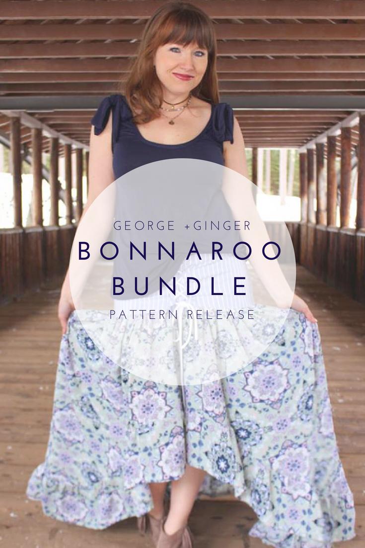 George + Ginger Patterns bonnaroo bundle sewing pattern pdf pattern sewing.png