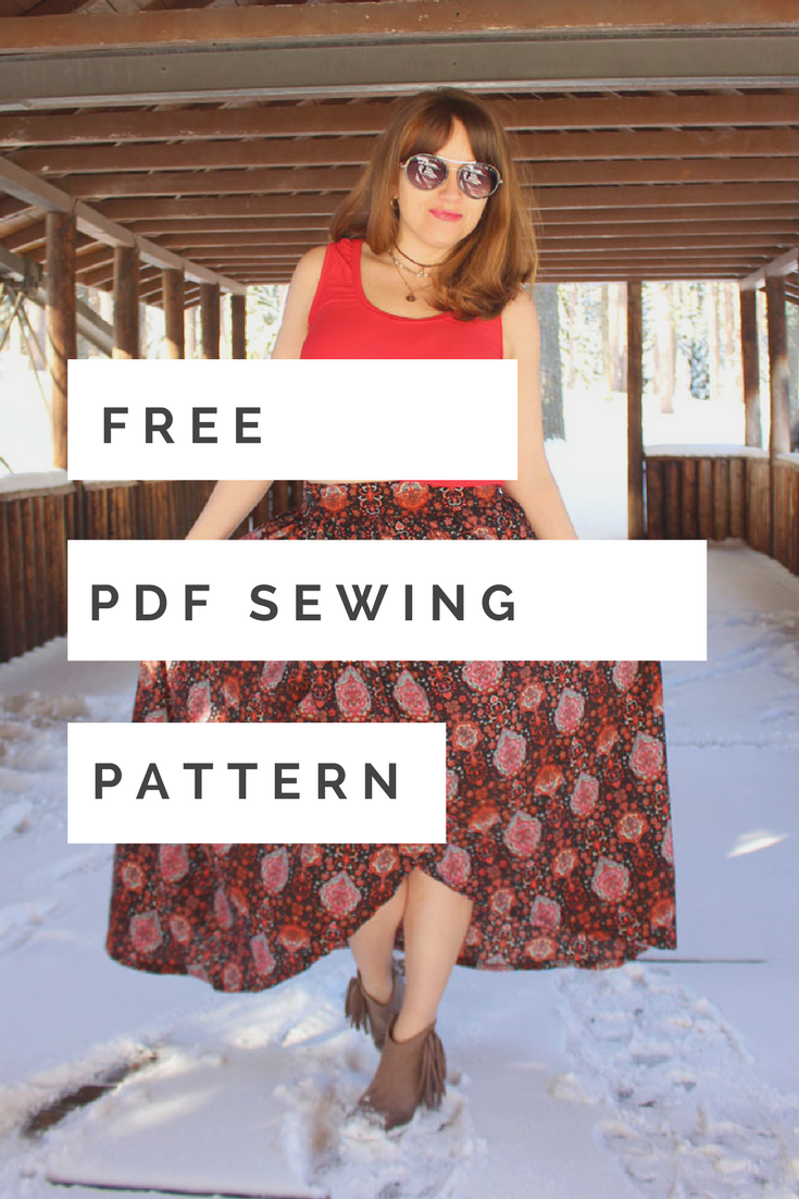 Free Sewing Pattern Maxi Wrap Skirt George and Ginger Middle River Studio.png