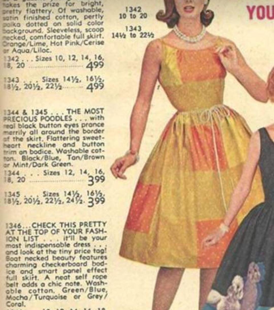 Lana Lobell's John Wolf Poodle Skirt