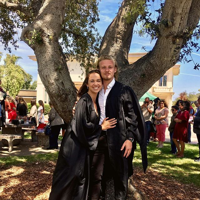 What a beautiful thing it is that I get to pursue my purpose with the woman that I love. Today Kaelia graduated with her Bachelors in Ministry and I graduated with my Masters in Ministry!  One of our many dreams came to fruition today and I believe God is not done with us yet.