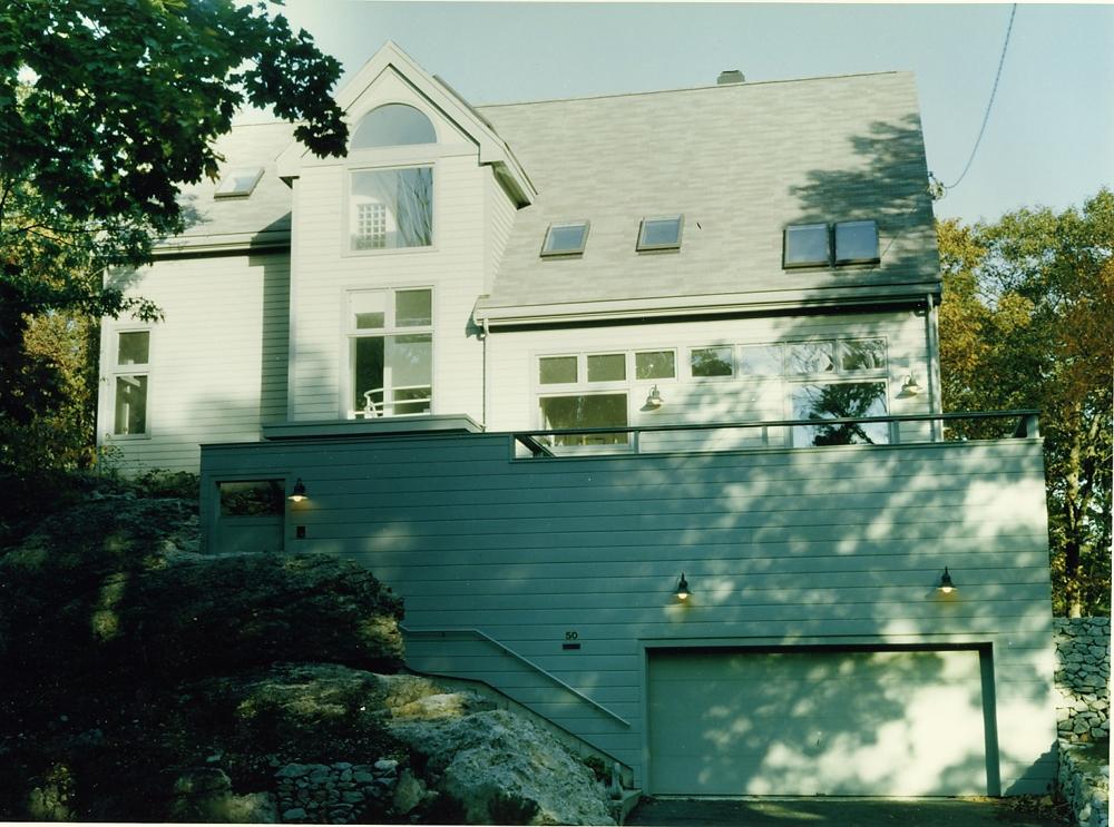 ledge house