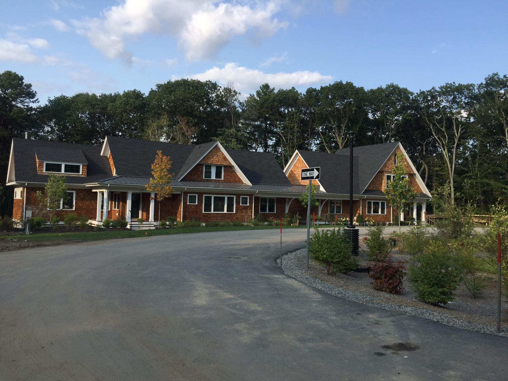 village homes - planned residential development