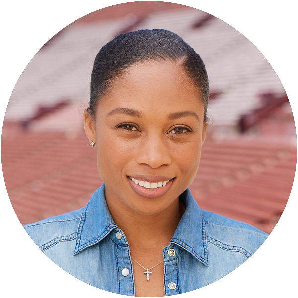 Allyson Felix  Advisory Board Member - LA 2024