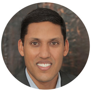 Dr. Rajiv Shah  President The Rockefeller Foundation