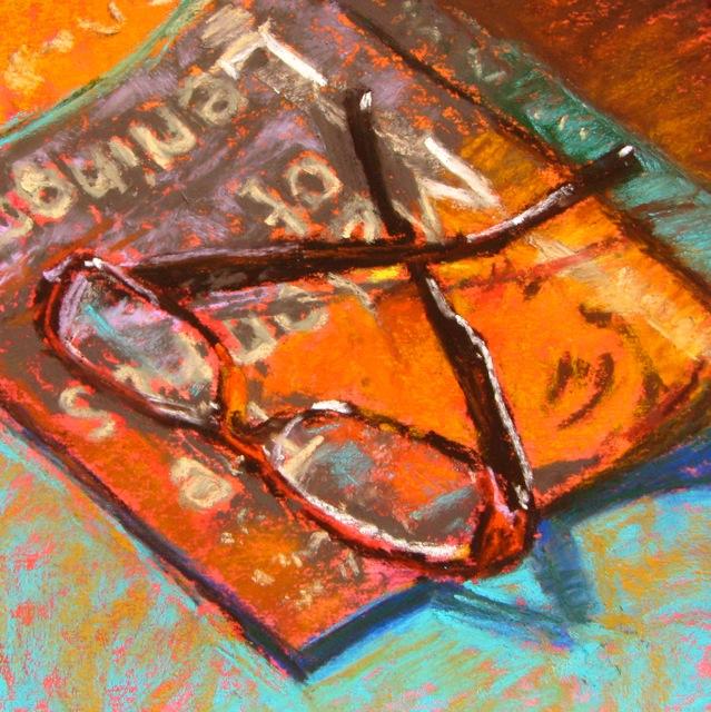 Madonnas Pastel by Gail Sibley