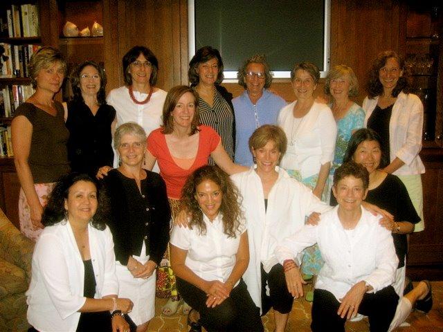 Bookgroup with author Debra Dean