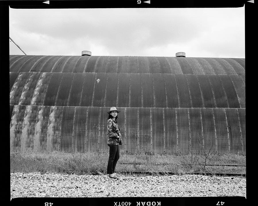 Camille - Elgin, TX, 2019 / Kodak TriX 400 / 65mm lens at f16