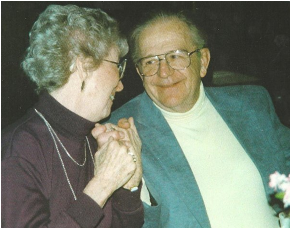 My Parents, Ralph and Eleanor Watts