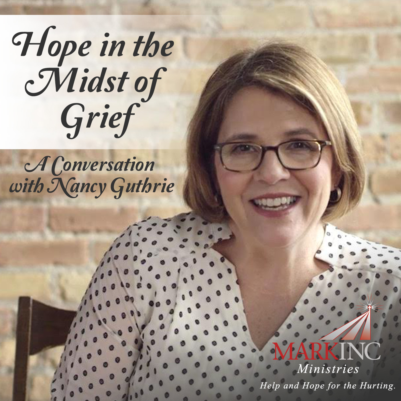 Click to listen to MARKINC's interview with Nancy Guthrie