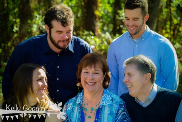 Sherry Kendrick and Family