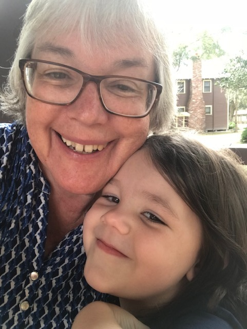 Sherry Kendrick and Granddaughter