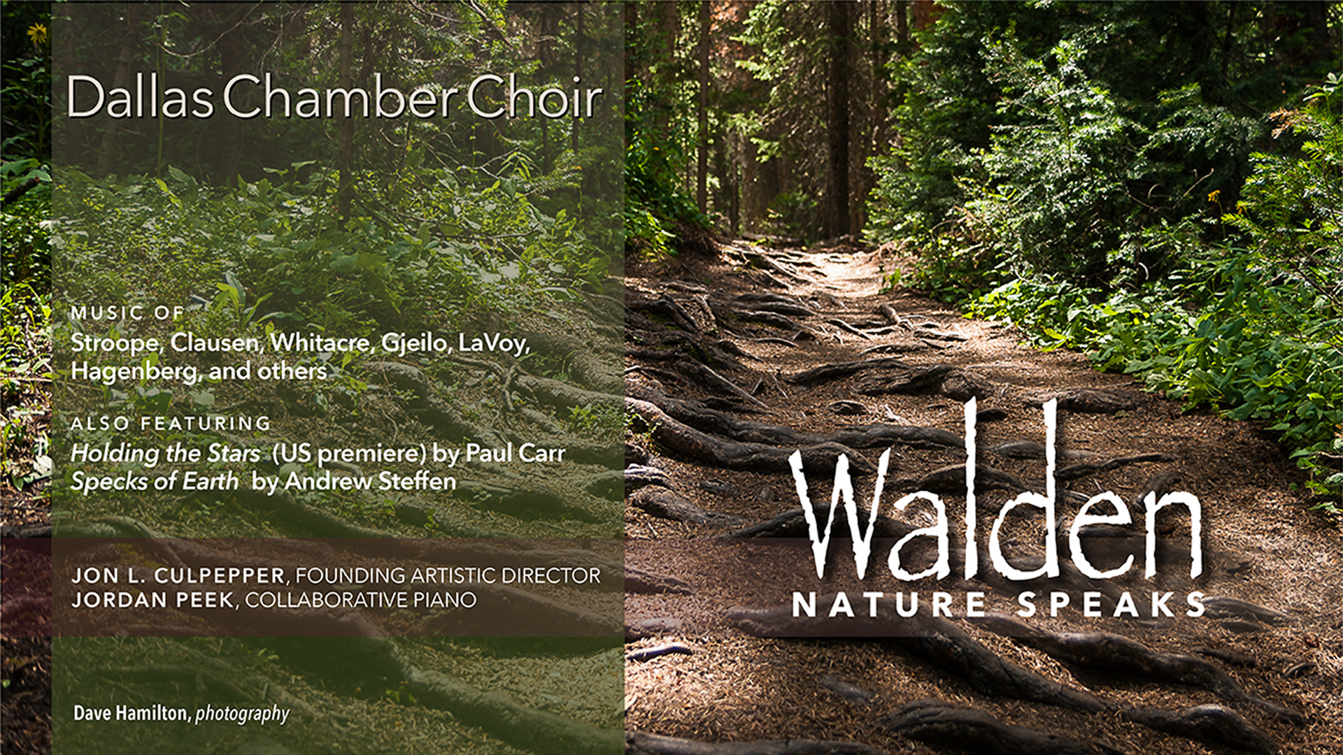 Purchase tickets online:  https://www.eventbrite.com/e/walden-nature-speaks-saturday-091419-dallas-chamber-choir-moody-performance-hall-tickets-69597543125