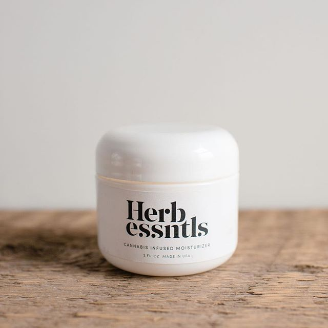 @herbessntls is back in stock. Cannabis sativa seed oil makes this moisturizer super hydrating and protecting without feeling heavy or greasy. One of my personal faves!