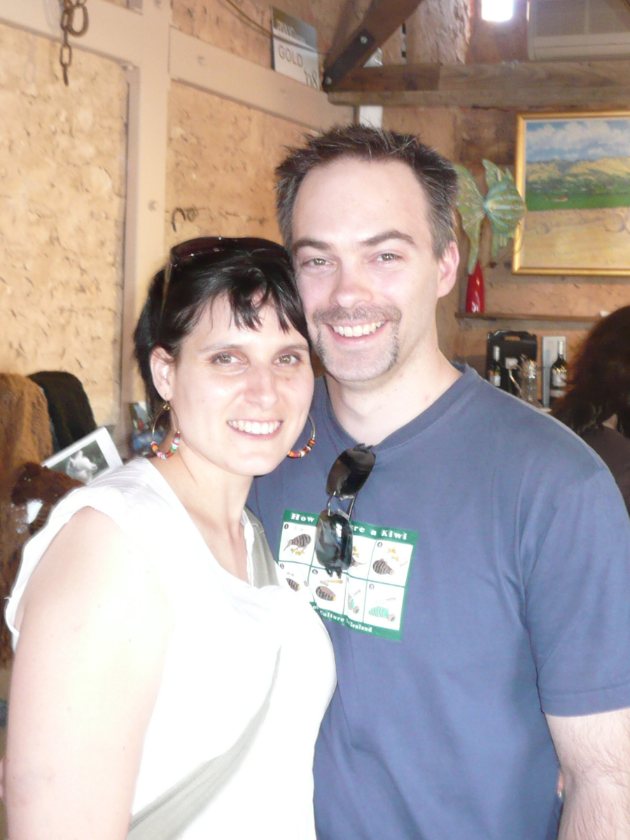 This image is terrible - it's blurry, it's overexposed and my arm looks ginormous to me! But I keep it because I remember the day, it was hot and we were wine tasting with our friends. It is still a great memory.