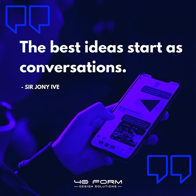 🔵⚫️Let your form flow⚫️🔵 Thanks for inspiring the next generation of designers Jony . . .  #generativedesign #design #engineering #cad #manufacturing #prototype #additivemanufacturing #inspirationalquotes #performance #3dprinting #entrepreneur #quotes #creative #thefuture #productdevelopment #apple #designideas  #marketing #designthinking #art #jonyive #custom #productdesign #industrialdesign #inspiration #customerservice #ideas #iot #sustainability #STARTFORMING