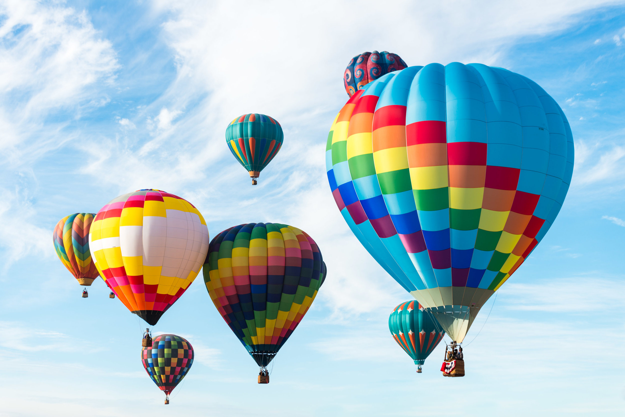 Tips for Photographing your first hot air balloon festival -