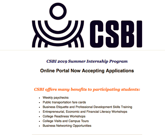 Click image to redirect to the CSBI website.