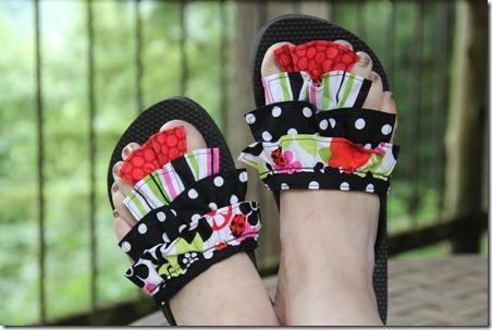 flip flops 15