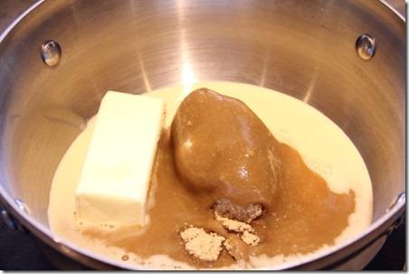 caramel no bake cookies 2