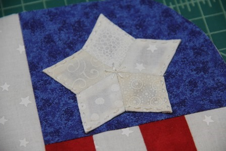 Stitch star