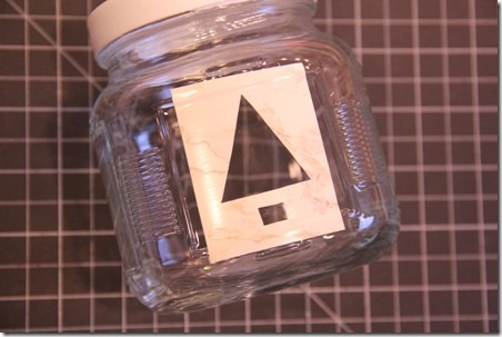 Etched Glass Jars 6