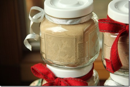 Etched Glass Jars 9