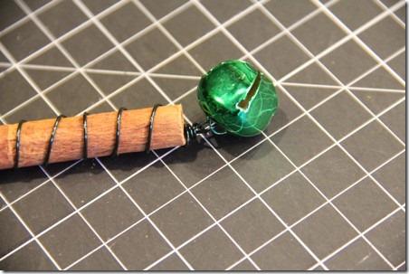 Simple Cinnamon Stick Ornaments 8