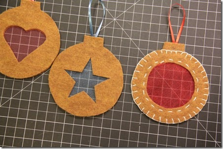 Stained Glass Cookie Ornaments 7