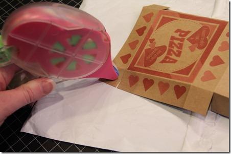 Pizza Box Valentine 3