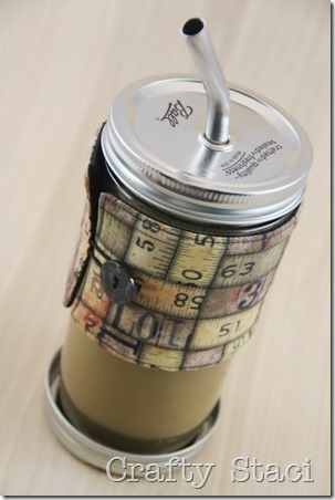 Vanilla Brown Sugar Coffee Syrup - Crafty Staci 6