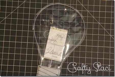 Light Bulb Graduation Gift - Crafty Staci 8