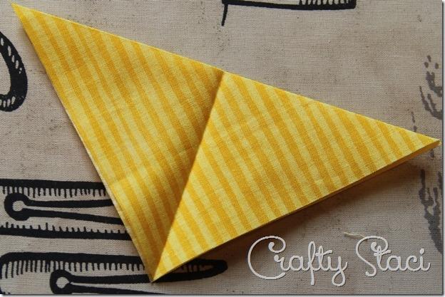 Embellished Kitchen Towels - Crafty Staci 7