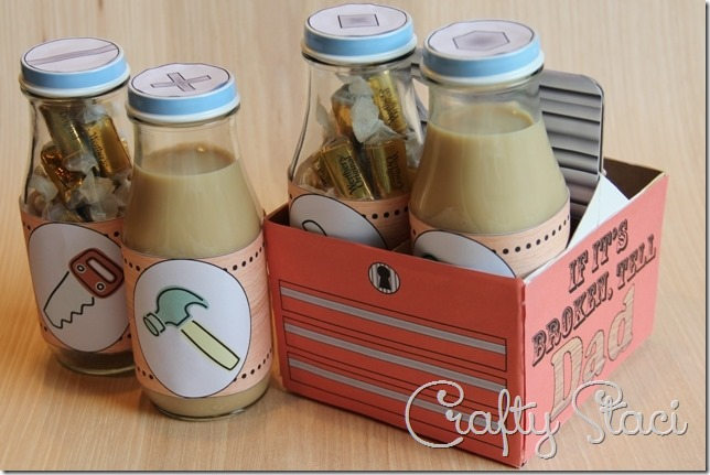 Fathers Day Tool Box Treats - Crafty Staci 1