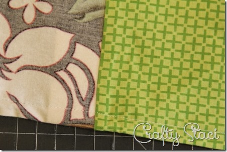 Hot and Cold Pillowcase - Crafty Staci 13