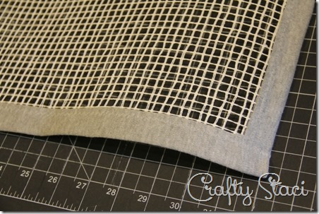 Knotted Knit Rug - Crafty Staci 6