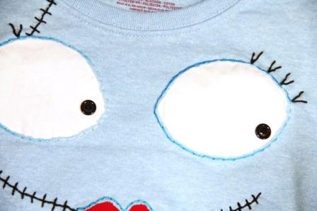 Sally's eyes