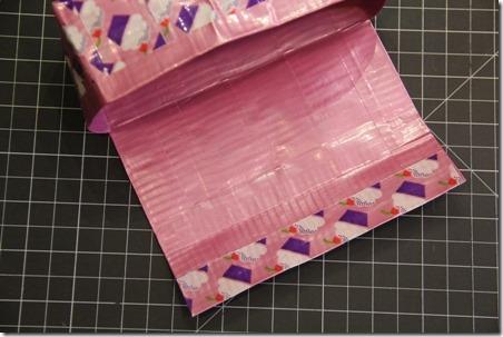 Duct Tape Sunglass Holder - Crafty Staci 11