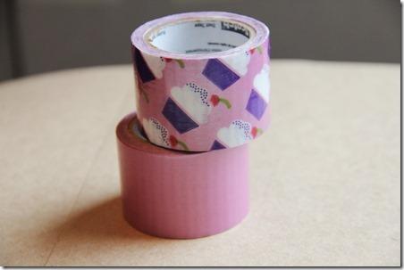 Duct Tape Sunglass Holder - Crafty Staci 1