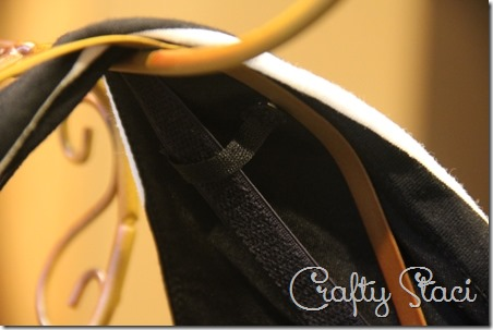 Inside Dress Bra Strap Anchors - Crafty Staci 1