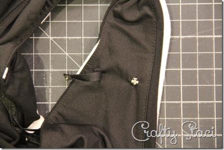 Inside Dress Bra Strap Anchors - Crafty Staci 5