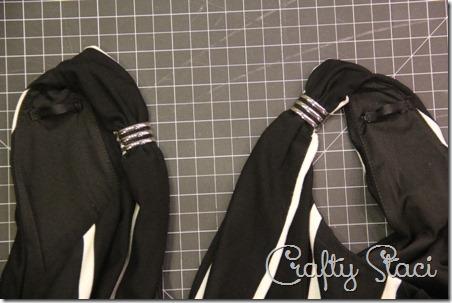 Inside Dress Bra Strap Anchors - Crafty Staci 6