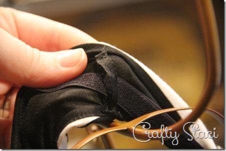 Inside Dress Bra Strap Anchors - Crafty Staci 8