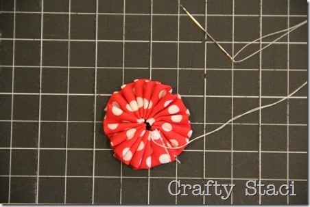 Mason Jar Scrunchie - Crafty Staci 11