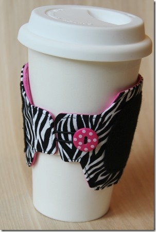 Sunglasses Coffee Sleeve - Crafty Staci 6