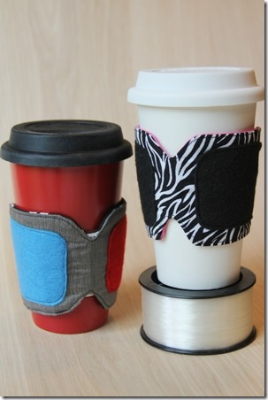 Sunglasses Coffee Sleeve - Crafty Staci 9