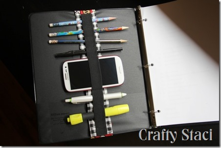 Binder Bandolier - Crafty Staci 15